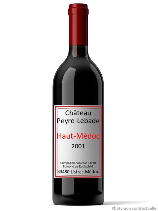 Chateau Peyre-Lebade Haut-Medoc