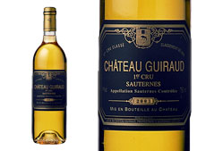 Bouteille Château Guiraud 2010